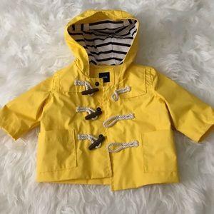 Baby gap raincoat